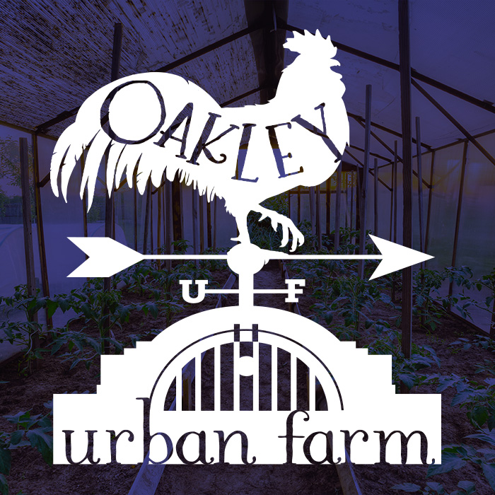 Oakley Urban Farm Branding