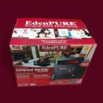 EdenPure Heater Packaging
