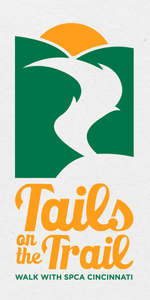 SPCA Tails on the Trail Branding