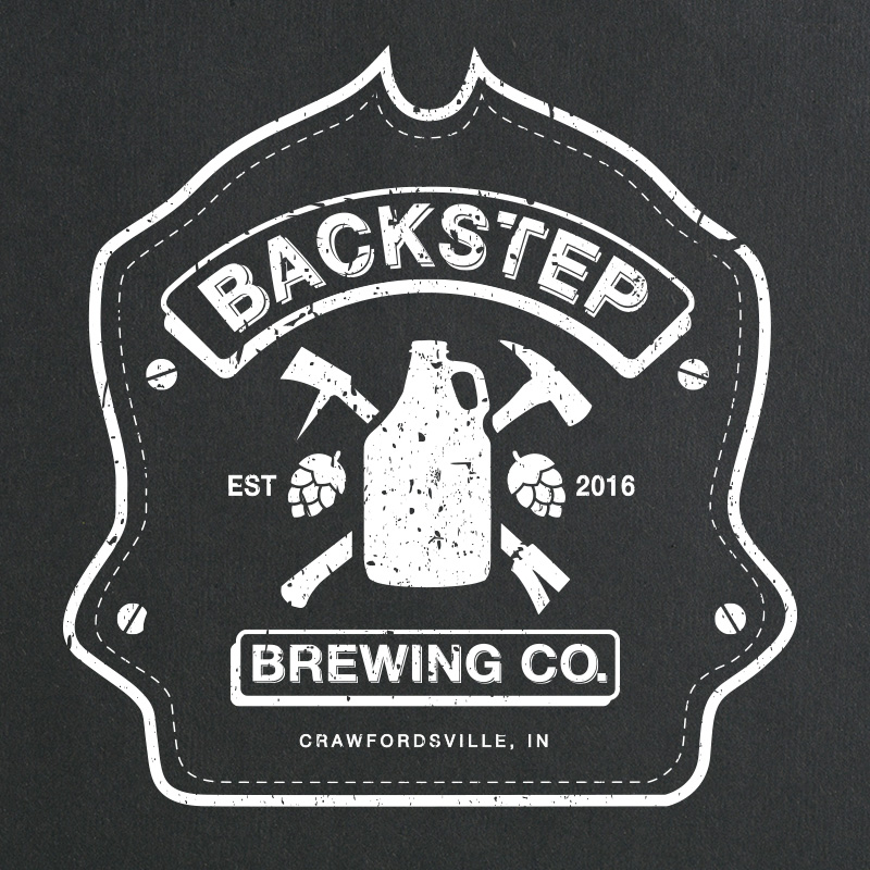 Backstep Brewing Co. Branding