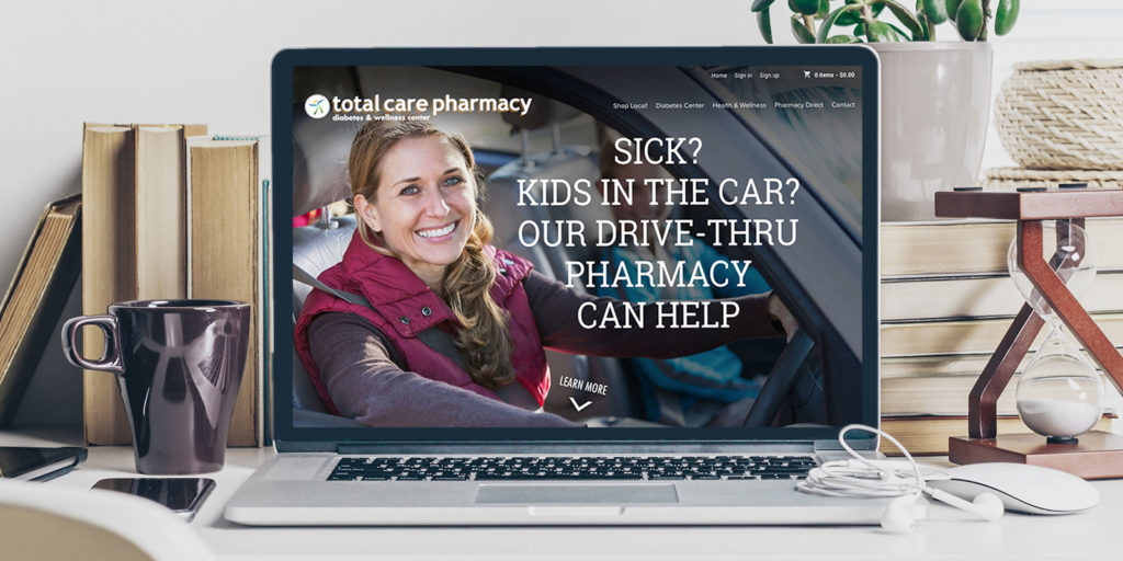 Total Care Pharmacy Web