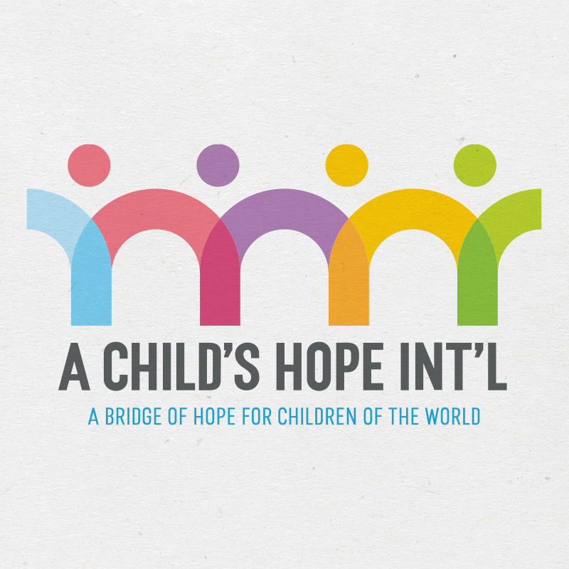 A Child's Hope Int'l Rebrand